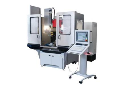 APos 800 / APos 1200 Hochgeschwindigkeits-Erodierbohrmaschine
