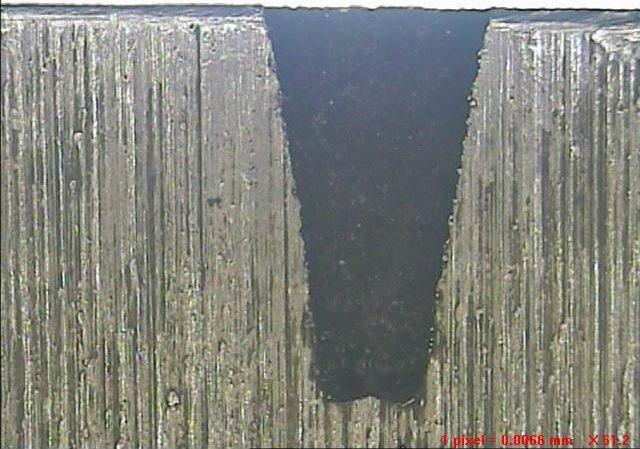 Erodieren Erodierfräsen Erodierbohren