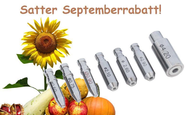Septemberrabatt Keramikführungen